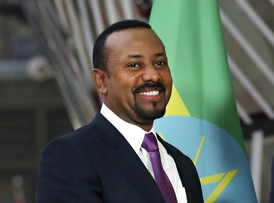 Prime Minister Abiy Ahmed just won the Nobel Peace Prize. Let's get to know him