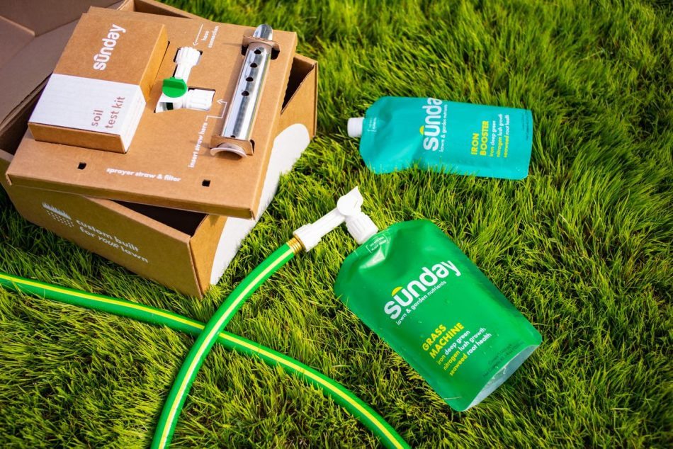 This organic lawn care brand wants to remove pesticides from the American lawn