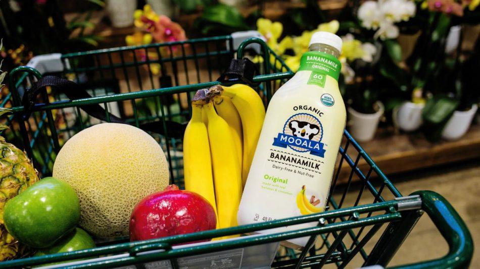 The alt-milk family now has a new member: banana milk