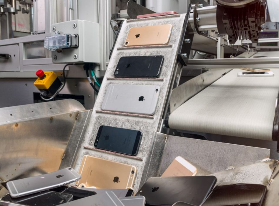 Apple is dismantling old phones to recover precious metals, but is it enough?