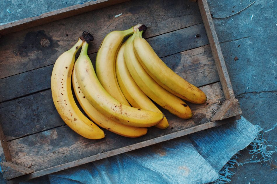 How a tech industry trick could save the humble banana