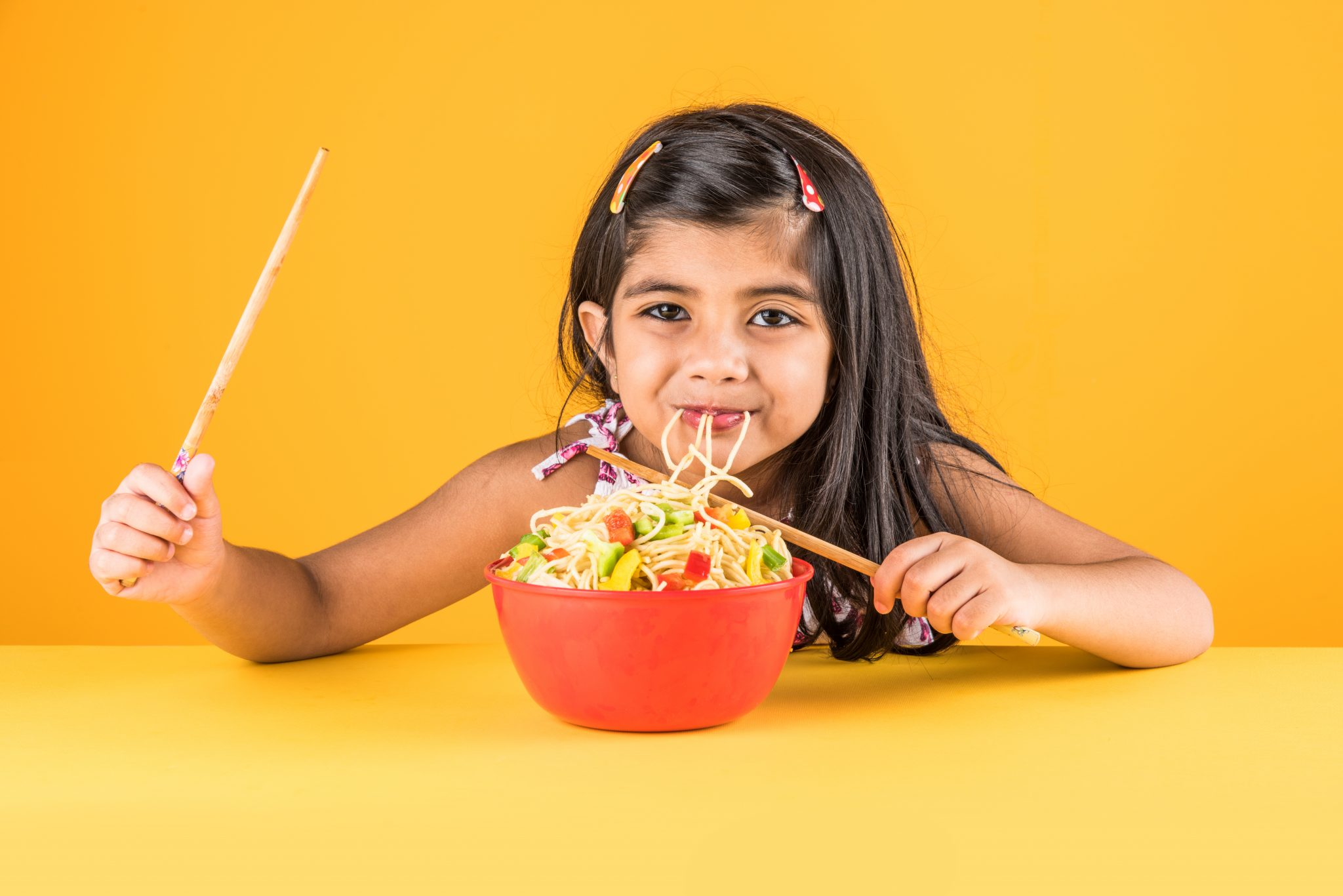 Cute,Little,Indian/asian,Girl,Child,Eating,Yummy,Chinese